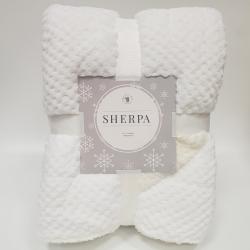 Baltas Sherpa pledas