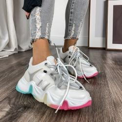 """Laisvalaikio batai """"Rainbow"""""""