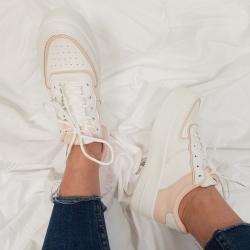 Rausvi laisvalaikio batai