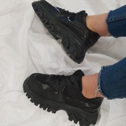 Juodi laisvalaikio batai