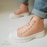 Rožiniai laisvalaikio batai