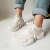 """Laisvalaikio batai """"White"""""""